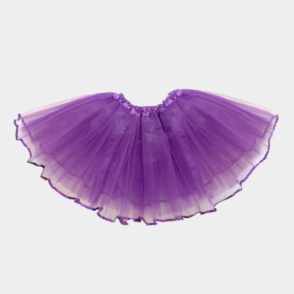 Child's Purple Tutu